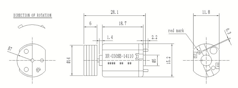 NFP-030-rc-brushed-motor