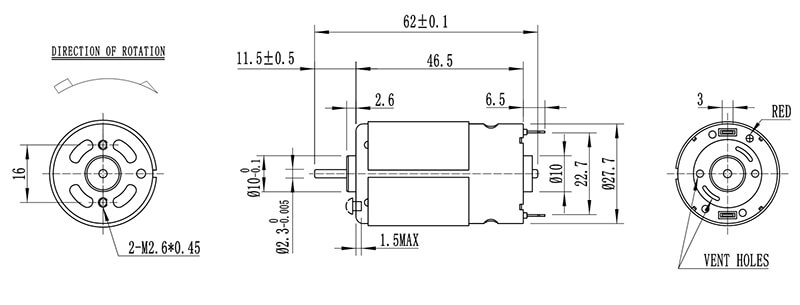 NFP-395SHP-390SHP-toy-dc-motor