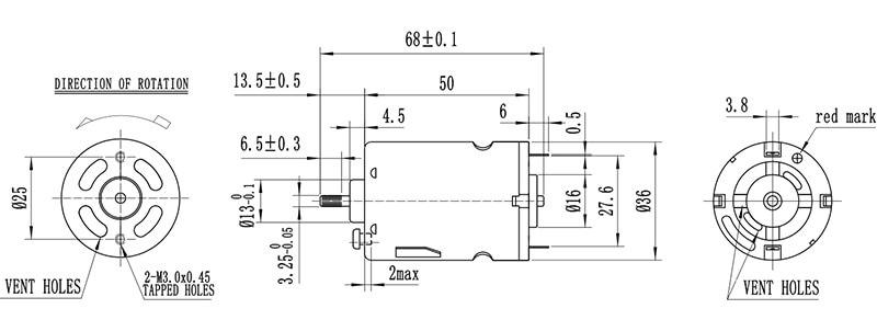 NFP-545SA-540SA-custom-motor-manufacturer
