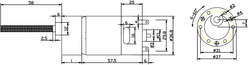 small-dc-gear-motor